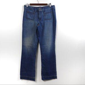 Y32 LOFT Curvy Jeans Size 28/6 NWT